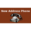 New Address Phone