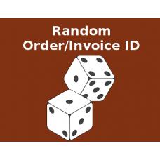 Random Order/Invoice ID